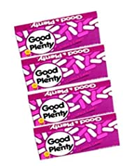 Good & Plenty Licorice Candy 24CT Box
