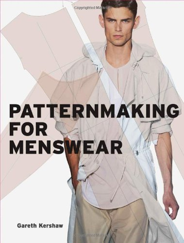 Patternmaking for Menswear