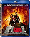 Spy Kids 2: La Isla De Los Sueños Perdidos [Blu-ray]