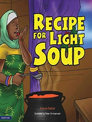 book cover of Recipe for Light Soup