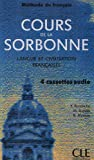 img - for Cours De La Sorbonne - Level 12: Cassettes Collectives (3) (French Edition) book / textbook / text book