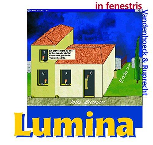 Lumina in fenestris: Lernsoftware Latein ab dem 1. Lernjahr auf CD-ROM