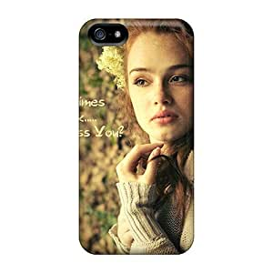 New Diy Design Why I Miss U For Iphone 5/5s Cases Comfortable For Lovers And Friends For Christmas Gifts