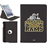 Coveroo Framingham Rams Logo with Ram Design on iPad mini Retina Display Swivel Stand Case (700-7010-BK-HC)