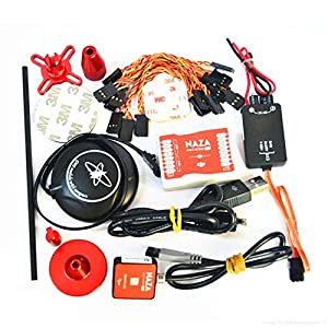 450mm GPS Quadcopter Kit with Naza-M Lite FC M8N GPS 2212 Motors 30a ESC Props from USAQ