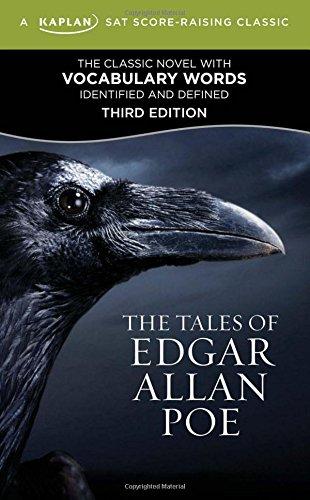The Tales of Edgar Allan Poe: A Kaplan SAT Score-Raising Classic (Kaplan Test Prep)