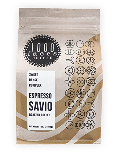 1000 faces coffee beans - 1