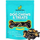 Full-Size Cow Hooves for Dogs | All-Natural Long
