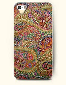 diy zhengOOFIT Apple Ipod Touch 5 5th Case Paisley Pattern ( Beautiful Buteh Tree )