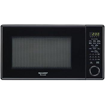 Amazon Com Sharp R459yk Carousel Countertop Microwave