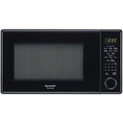 sharp 1000 watt microwave - 8