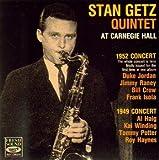 Stan Getz Quintet at Carnegie Hall: 1952 & 1949 by Stan Getz, Duke Jordan, Jimmy Raney, Bill Crow, Frank Isola, Kai Winding, Al Hai (2004-11-16?