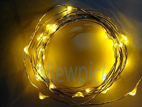 Yellow Decorative Light String - 5