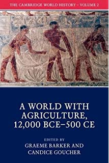 Amazon the agricultural revolution in prehistory why did the cambridge world history volume 2 a world with agriculture 12000 bce fandeluxe Images