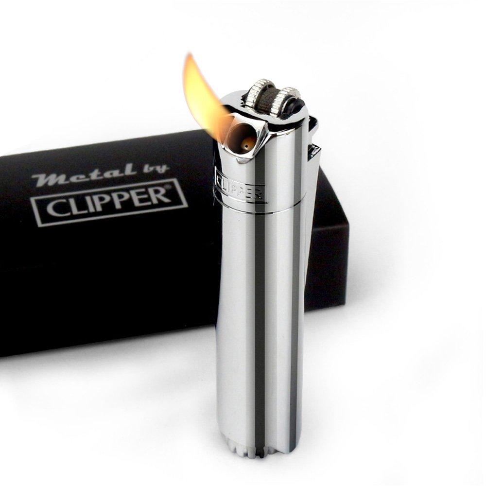 how to put a flint in a clipper lighter