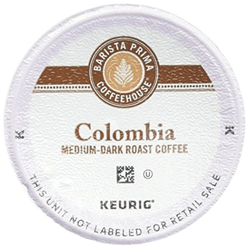 Barista Prima Coffeehouse Dark Roast Extra Bold K-Cup for...