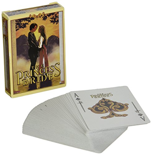 Albino Dragon The Princess Bride Playing Cards-As You Wish (Movie Playing Cards)