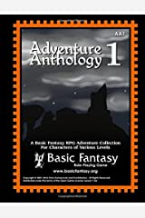 Adventure Anthology 1 Paperback