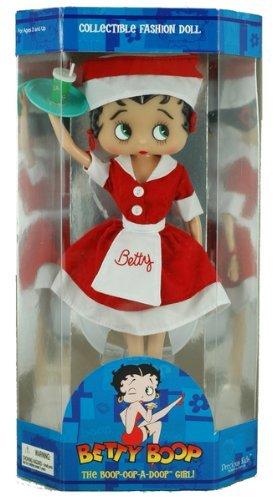 12 Car Hop Betty Boop Fashion Doll by Betty Boop