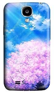 Samsung Galaxy S4 I9500 Hard Case - Cherry Tree Galaxy S4 Cases
