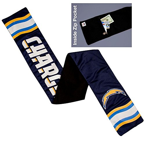 NFL  San Diego Chargers Jersey Scarf
