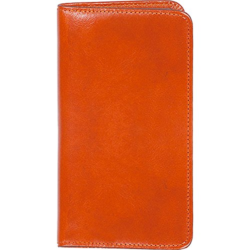 Scully Italian Leather Pocket Weekly Planner (Sunset)