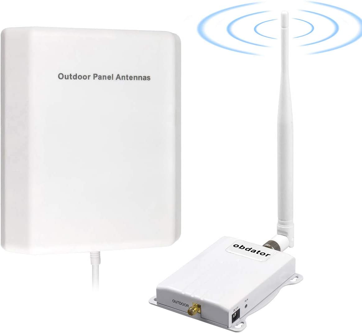 AT&T T-Mobile Signal Booster 4G LTE Cell Phone Signal Booster FDD 700Mhz Band 12/17 Cell Phone Booster ATT Cell Phone Signal Amplifier for Home up to 2,000 Sq Ft