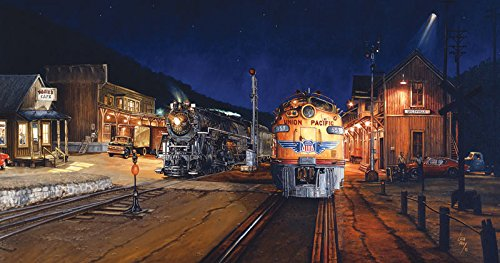 railroad-jigsaw-puzzle-union-pacific-supper-at-rosies-500-pc