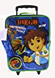 Diego The Rescuer Pilot Case Luggage