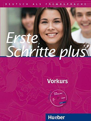 erste-schritte-plus-vorkurs-deutsch-als-fremdsprache-kursbuch-mit-audio-cd