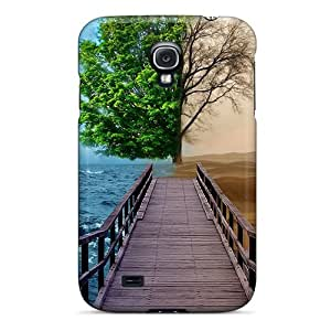 Premium [OfbXlDR9180qPQnp]half Life Tree Case For Galaxy S4- Eco-friendly Packaging