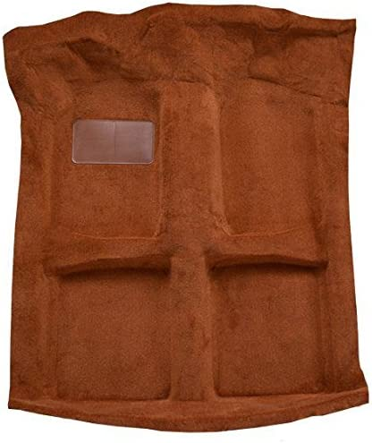 810-Brown Plush Cut Pile ACC Replacement Carpet Kit for 1977 to 1983 Toyota Standard Cab Pickup Truck