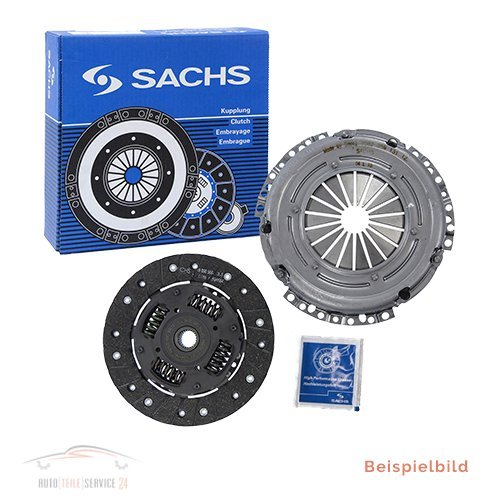 SACHS 3000 839 801 Kupplungssatz ZF TRADING UK LTD 3000839801
