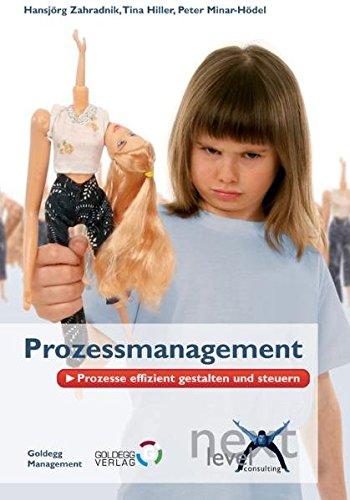 Prozessmanagement: Prozesse effizient gestalten und steuern (Goldegg Business)