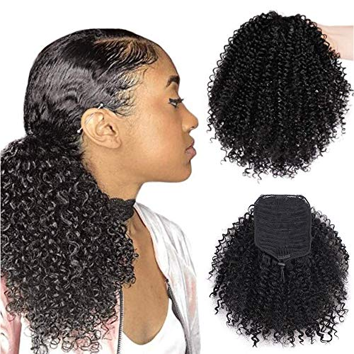The 10 best afro puff ponytail for natural hair for 2020