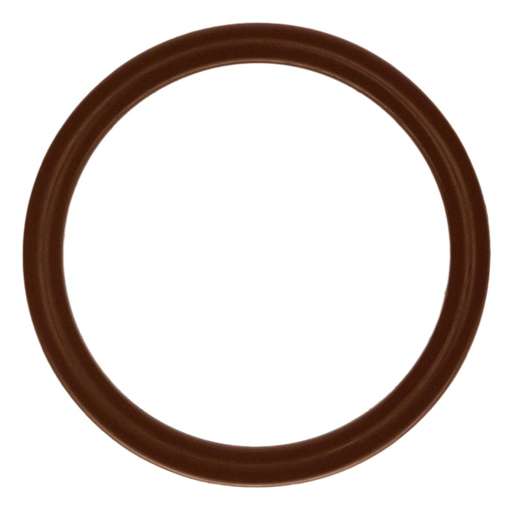 424 Viton O-Ring, 75A Durometer, Brown (Pack of 25)