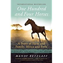 104 Horses: Written by Mandy Retzlaff, 2013 Edition, Publisher: Collins Canada [Paperback]