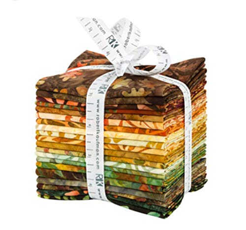 - Artisan Batiks: Cornucopia 20 Fat Quarter Bundle by Lunn Studios for Robert Kaufman Fabrics FQ-1498-20