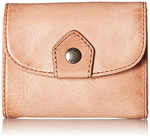 Melissa Medium Snap Wallet Wallet, Dusty Rose, One Size by FRYE