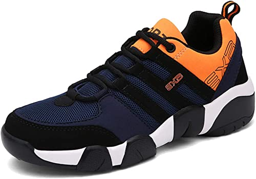 Big Size Mens Running sport Shoes Athletic Breathable Casual Outdoor Sneakers