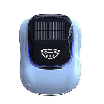 Y&Jack Purificador de Aire Solar Coche purificador de Aire ánodo ...