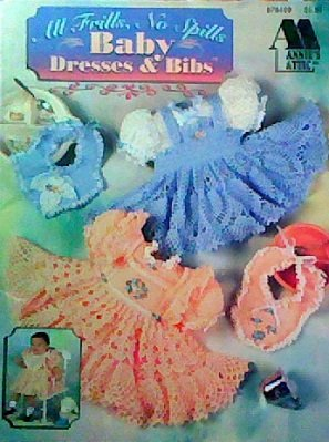 All Frills No Spills Baby Dresses & Bibs ()