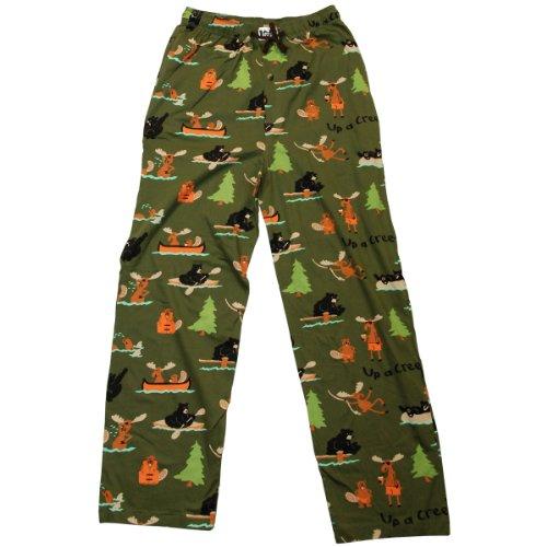 One Chándal para hombre Lazy algodón de costura para pantalón Verde