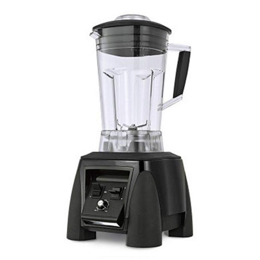 WLIXZ Professional-Grade Power Blender with Wildside, Self-Cleaning, Low-Profile Container