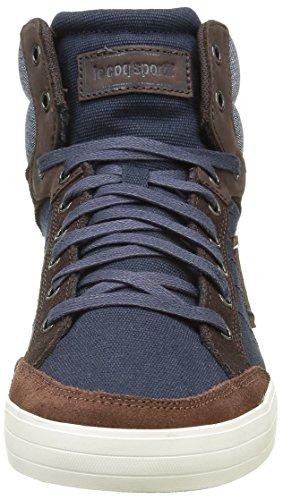 Le Coq Sportif Herren Portalet Mid Craft Hvy B Hohe Sneakers Blau (Dress Blue/MustangDress Blue/Mustang)