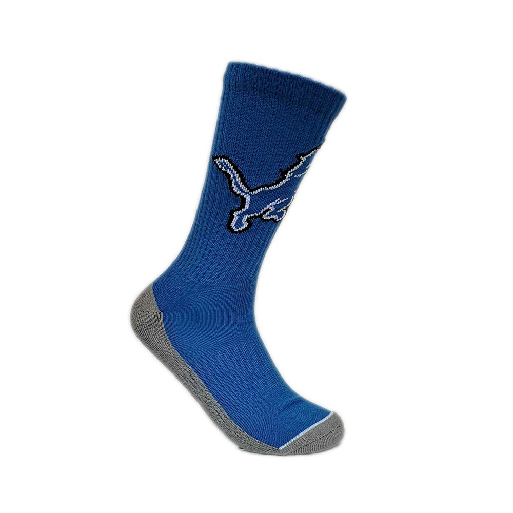 Gloral HIF Sports Unisex Football Crew Socks One Size Fits Most