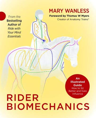Rider Biomechanics: An Illustrated Guide: How to Sit Better and Gain Influence