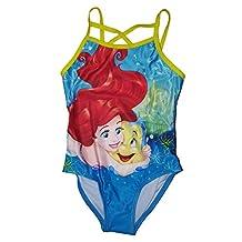 Disney Ariel The Little Mermaid One Piece Swimsuit