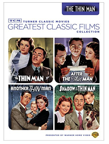 (TCM Greatest Classic Films Collection: The Thin Man Vol. 1 (The Thin Man / After the Thin Man / Another Thin Man / Shadow of the Thin Man))