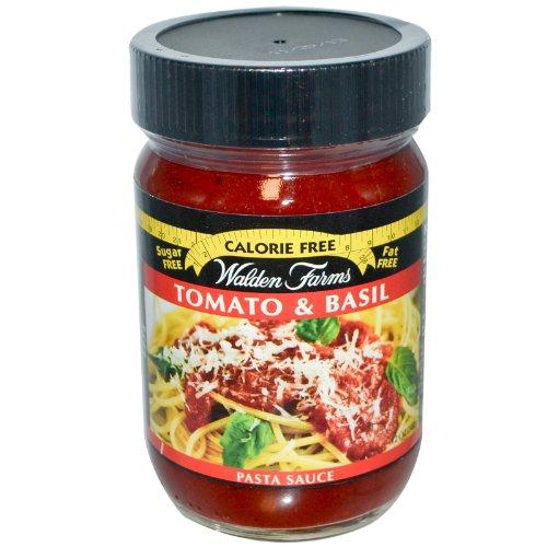 (Walden Farms Sauce Pasta Cf Tomato Basil)
